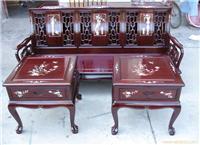 上海红木家具打蜡