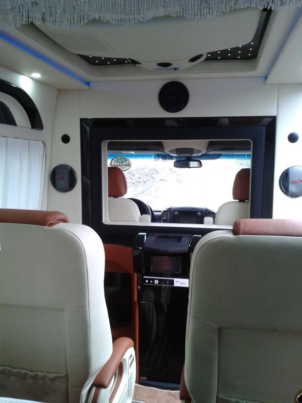 奔驰斯宾特——单人旅居房车