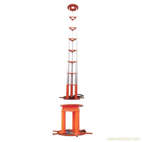 固定式三缸同步液压升降机
