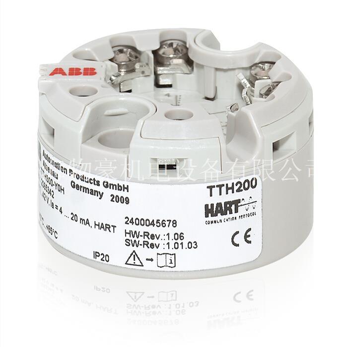 ABB温度仪表-TTH200
