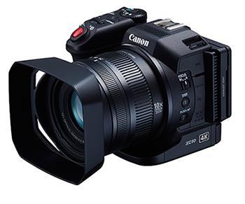 佳能数码摄像机XC10