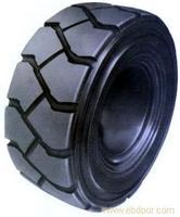聚氨酯叉车实心轮胎