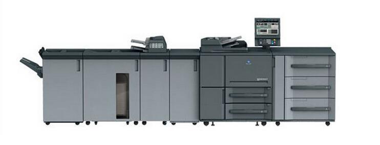 柯尼卡美能达印刷机1250