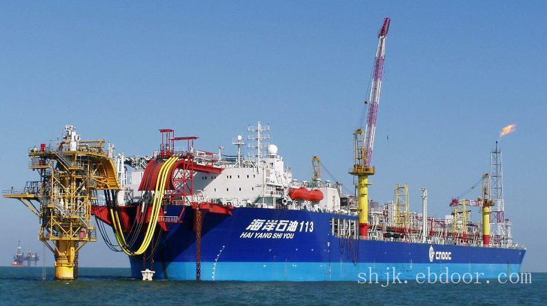 浮式生产储油平台