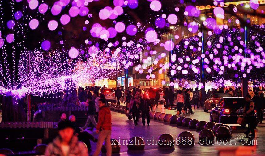 闵行节日灯具装扮、闵行节日装扮设计、闵行节日装扮公司