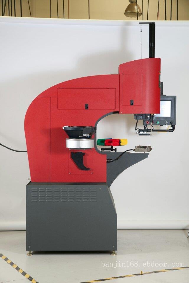 压铆机生产厂家-哈格C-824PLUS-H压铆机-哈格压铆机生产厂家