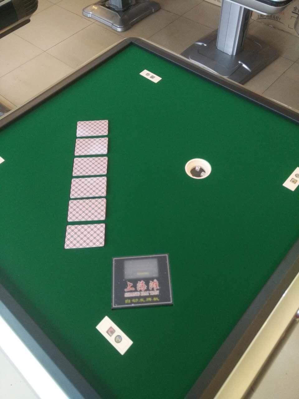 六仓扑克机_安徽自动麻将机价格