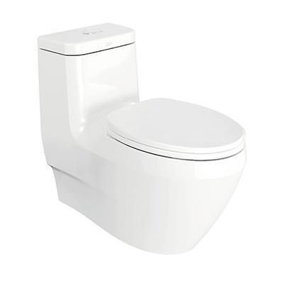 怡尚 3/4.5L超强节水型连体座厕