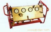 气驱气体增压器