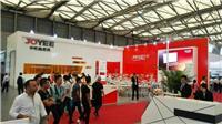 中屹缝纫机展览_上海展厅设计布置