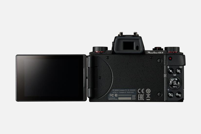 PowerShot G5X