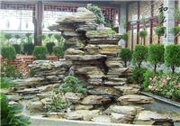 上海假山设计公司,上海千层石假山设计