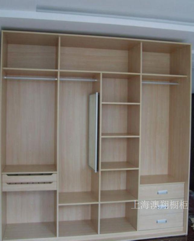 上海整体衣柜定做厂家/上海整体衣柜定做