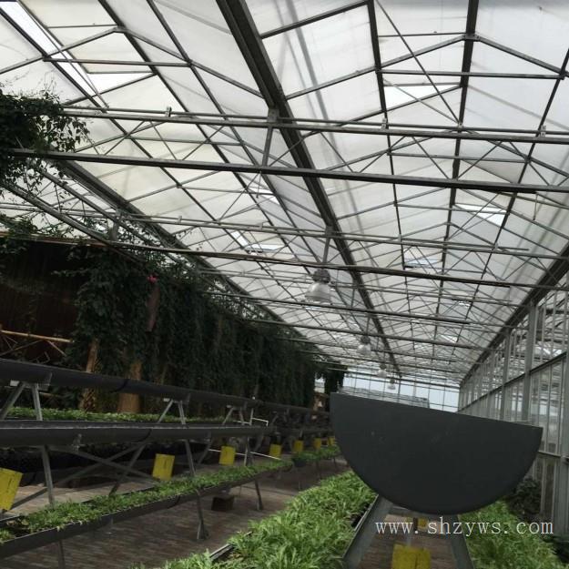 上海温室大棚安装