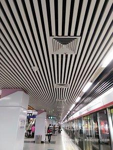 南京铝挂片 南京铝格栅 南京铝方通南京沐宏建材