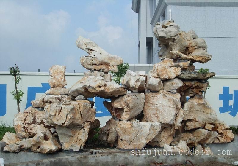 太湖石假山制作,上海假山公司,上海假山设计