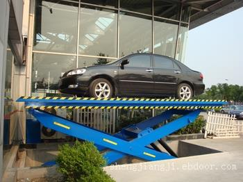 汽车展示升降机,上海升降机