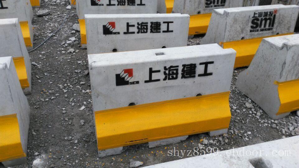 上海水泥隔离墩_交通水泥隔离墩
