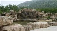 龟纹石假山,上海假山设计,上海假山制作