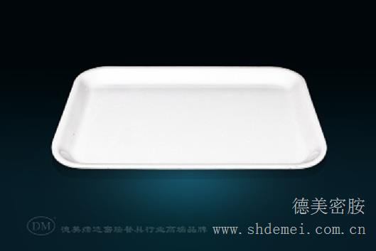 密胺餐具_快餐托盘食堂托盘39.0*27.7*2.0