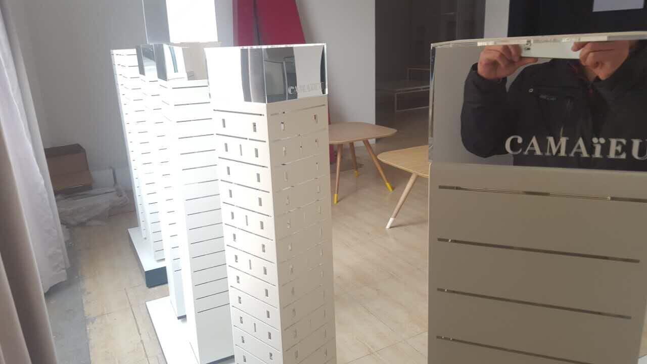 上海道具设计_商场道具设计上海