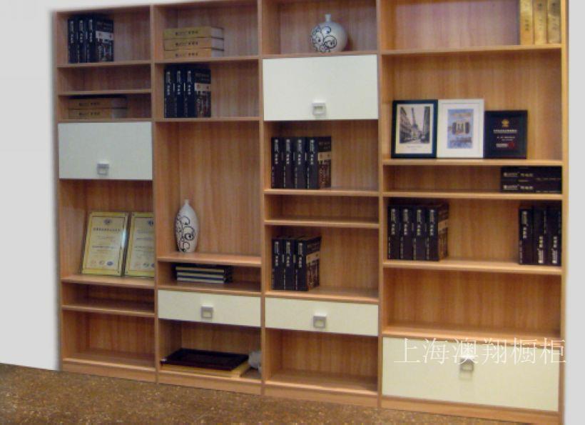 上海书柜定做/上海书柜加工