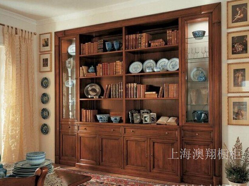 上海书柜厂家