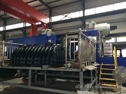 塑料三格式化粪池生产厂家18806356348