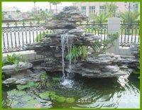 上海 假山设计
