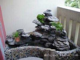 上海假山制作
