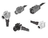 IAM-K87, IAM-K88, IAM-J15U/L/R HSD电缆连接器