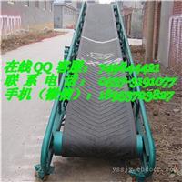 小麦水平运输机 槽型带式运沙皮带机 移动行走式运输机安装