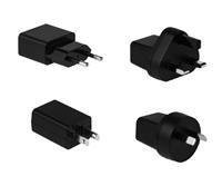 ADP-USB-W4 Series 7.5W 全球范围USB输出小型AC适配器