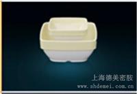 甜品瓜子盒15.5*4.7_密胺餐具