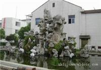 上海园林石头