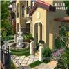 私家别墅庭院设计及施工