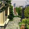 私家别墅庭院设计2