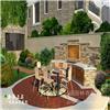 私家别墅庭院设计4