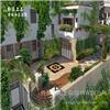私家别墅庭院设计7