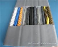 TVVBG带钢丝电梯扁电缆-5