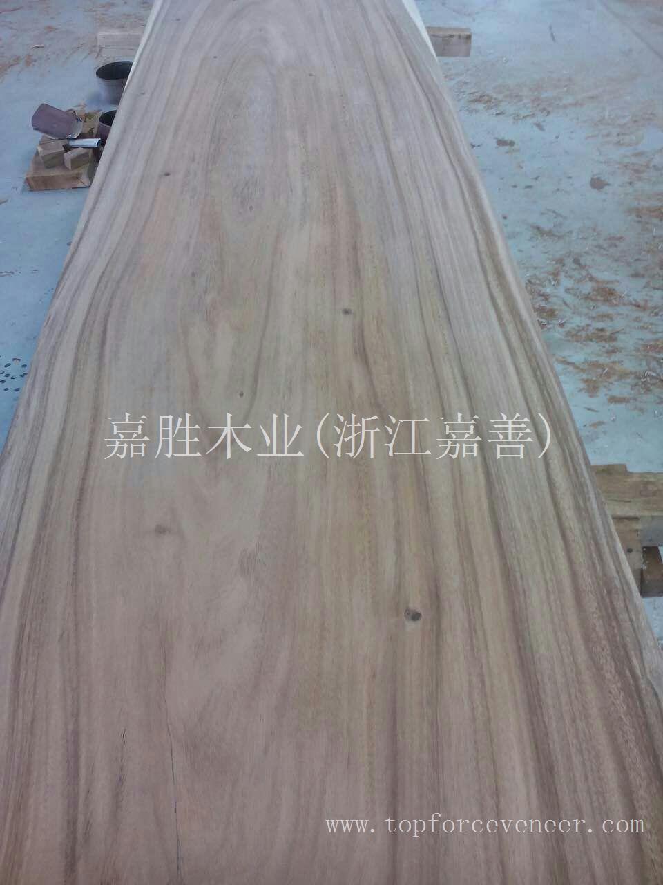 南美胡桃木5公分板材 South American Walnut Green Lumber