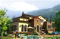 欧式别墅洋房花园庭院设计