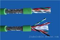 PUR高度柔性铜网屏蔽拖链电缆-5