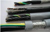 PUR高度双护套屏蔽拖链电缆-1