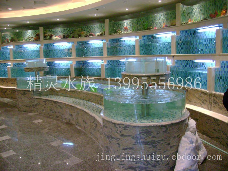 武汉海鲜池