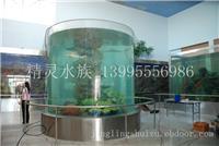 公共场所鱼缸设计