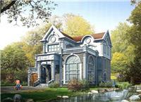 松江欧式别墅庭院花园设计公司