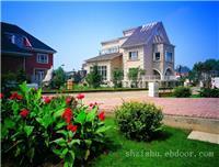 青浦欧式别墅庭院花园设计报价