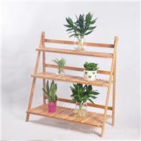 梯形花架 Trapezoidal flower rack