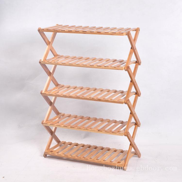 折叠鞋架-5 Folding Shoe Rack